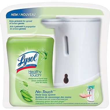 Lysol® Healthy Touch® Hand Soaps and Dispenser