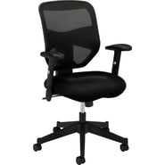 basyx by HON HVL531 Mesh Back Task/Computer Chair for Office and Computer Desks, Black
