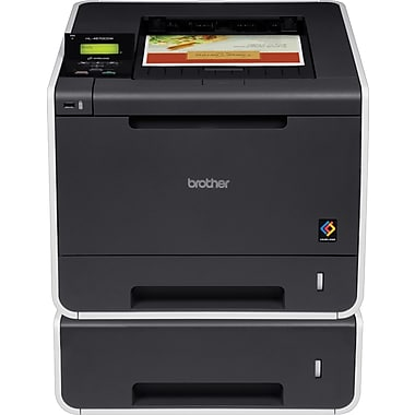 Brother® HL-4570cdwt Color Laser Printer