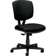 HON Volt Task/Computer Chair with Syncro-tilt for Office and Computer Desks, Black Fabric