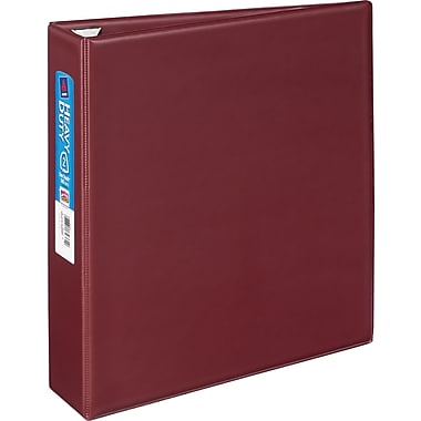 2in. Avery® Heavy-Duty Binder with One Touch™ EZD® Rings, Maroon