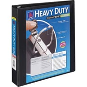 1-1/2 Avery® Heavy-Duty View Binder with One Touch™ EZD® Rings, Black