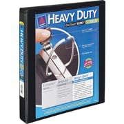 1 Avery® Heavy-Duty View Binder with One Touch™ EZD® Rings, Black