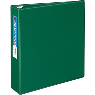 2in. Avery® Heavy-Duty Binder with One Touch™ EZD® Rings, Green