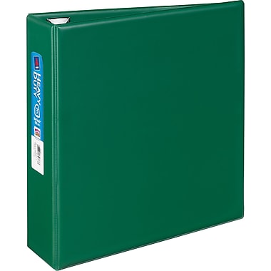 3in. Avery® Heavy-Duty Binder with One Touch™ EZD® Rings, Green