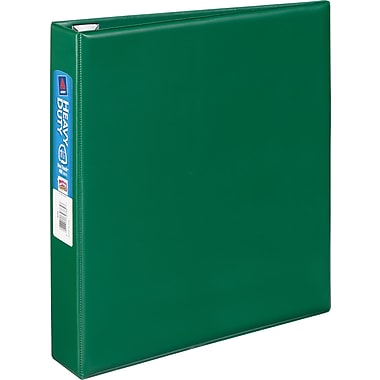 1-1/2in. Avery® Heavy-Duty Binder with One Touch™ EZD® Rings, Green