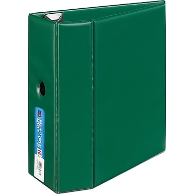 5in. Avery® Heavy-Duty Binder with One Touch™ EZD® Rings, Green
