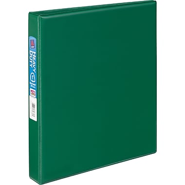 1in. Avery® Heavy-Duty Binder with One Touch™ EZD® Rings, Green