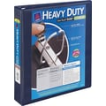 1-1/2in. Avery® Heavy-Duty View Binder with One Touch™ EZD® Rings, Navy Blue