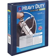 1-1/2 Avery® Heavy-Duty View Binder with One Touch™ EZD® Rings, Navy Blue