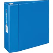 4 Avery® Heavy-Duty Binder with One Touch™ EZD® Rings, Blue