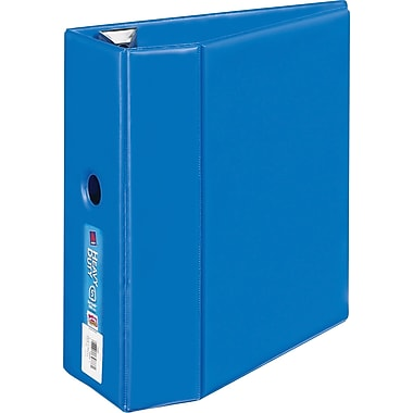 5in. Avery® Heavy-Duty Binder with One Touch™ EZD® Rings, Blue
