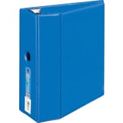 5 Avery® Heavy-Duty Binder with One Touch™ EZD® Rings, Blue