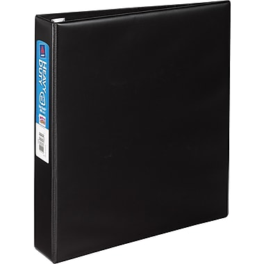 1-1/2in. Avery® Heavy-Duty Binder with One Touch™ EZD® Rings, Black