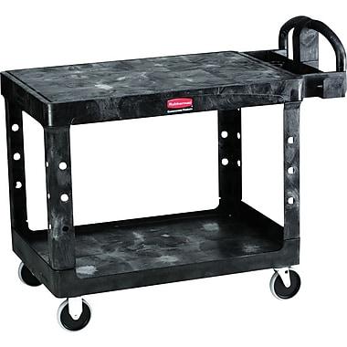 Rubbermaid® Flat-Shelf Cart, 33