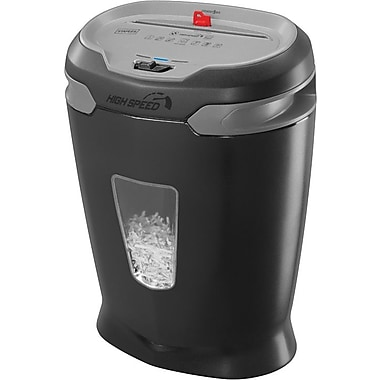 Staples® 12-Sheet High-Speed Cross-Cut Shredder
