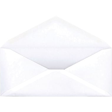 Sustainable Earth by Staples™ #10 Gummed 100% Recycled Envelopes, 500/Pack