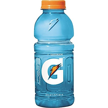 Gatorade® Glacier Freeze, 20 oz. Bottles, 24/Case