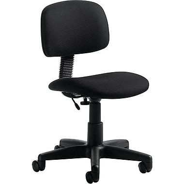Staples® - Chaise de dactylo, noire