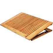 Macally™ ECOFAN Pro Bamboo Cooling Stand
