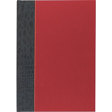 M by Staples™ Business Notebooks, Hardbound, 6in. x 8-1/2in.