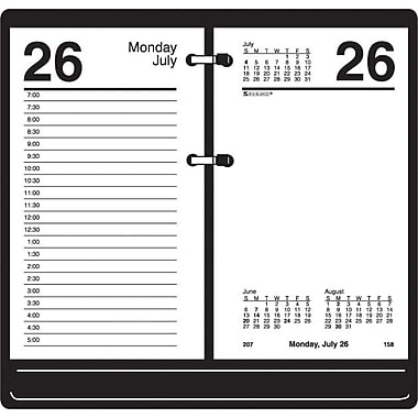 "2014 AT-A-GLANCE® Desk Calendar Refill, 3 1/2"" x 6"""
