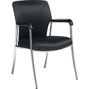 Global® Echo Guest Chair, Black