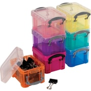Really Useful Box® 0.14 liter Really Useful Box, Assorted