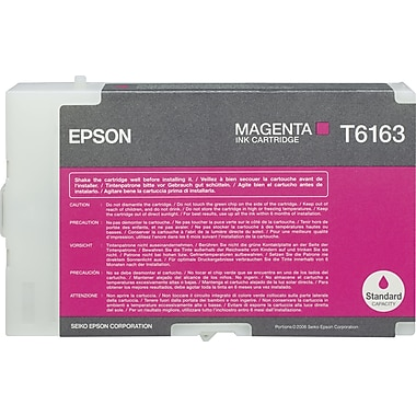 Epson 61 Magenta Ink Cartridge (T616300)