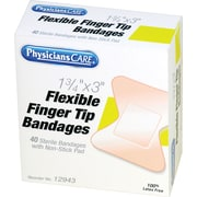 PhysiciansCare® First Aid Refill Fingertip Bandages