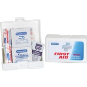 PhysiciansCare® Personal First Aid Kit, Contains 38 Pieces