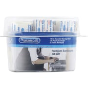 PhysiciansCare® First Aid Refill Bandage Box, Assorted, 150 Pieces
