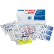 Acme PhysiciansCare® General Refill Kit for 90175, 126 Pieces/Bx
