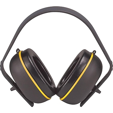 BodyGear™ Ear Muffs, Black, 22 dB