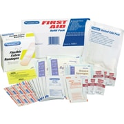 PhysiciansCare® First Aid Kit Refill, Contains 96 Pieces