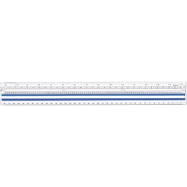 Westcott® Magnifying Ruler, 15in.