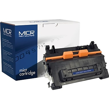 MICR Black Toner Cartridge Compatible with HP 64A (CC364A)