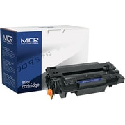 MICR Black Toner Cartridge Compatible with HP 55A (CE255A)