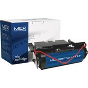 MICR Black Toner Cartridge, Compatible w/Lexmark 64015SA/64035SA/64004HA/64035HA/64015HA, High Yield