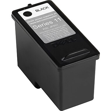 Dell Series 11 Black Ink Cartridge (JP451), High Yield