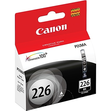 Canon® CLI-226 Black Ink Tank