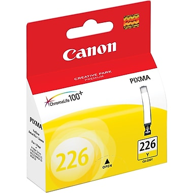Canon® CLI-226Y Yellow Ink Tank