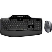 Logitech Wireless Desktop MK710, English