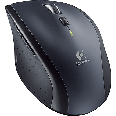Logitech® Marathon M705 Wireless Mouse, Black