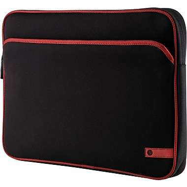 HP 16in. Laptop Sleeve (Black/Red)