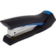 Swingline® SmoothGripDesktop Full Strip Stapler, 20 Sheet Capacity, Black with Blue Accents