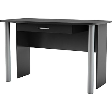 South Shore® City Life Computer Desk, Black