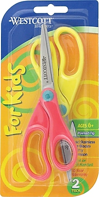 "Acme® 5"" Junior Scissors, 2 Pack"