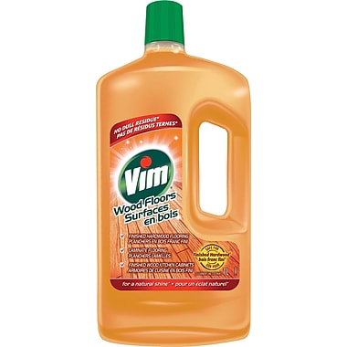 Vim Oxy Gel Hardwood Floor Cleaner Staples