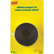 "Staples® 1"" x 10' Magnetic Tape Roll"